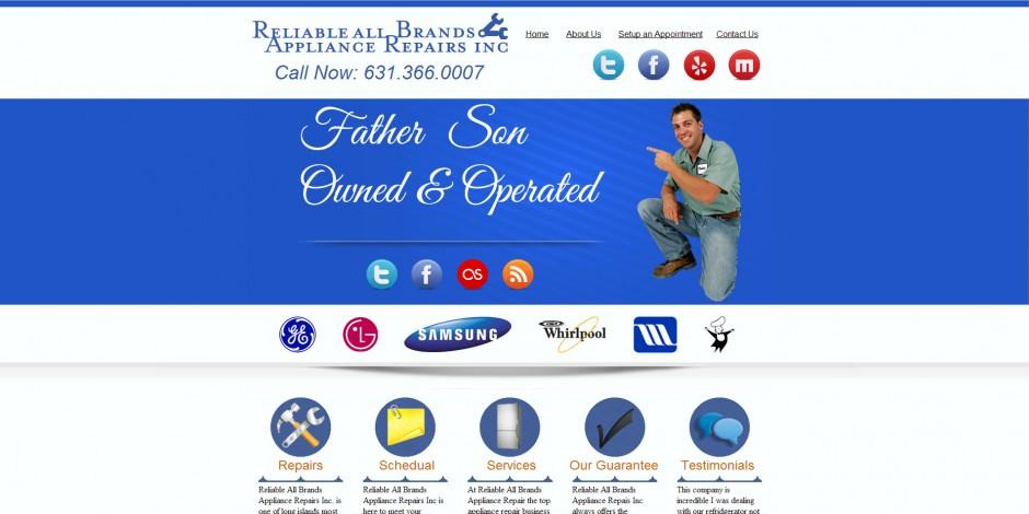 ReliableAllBrandAppliance