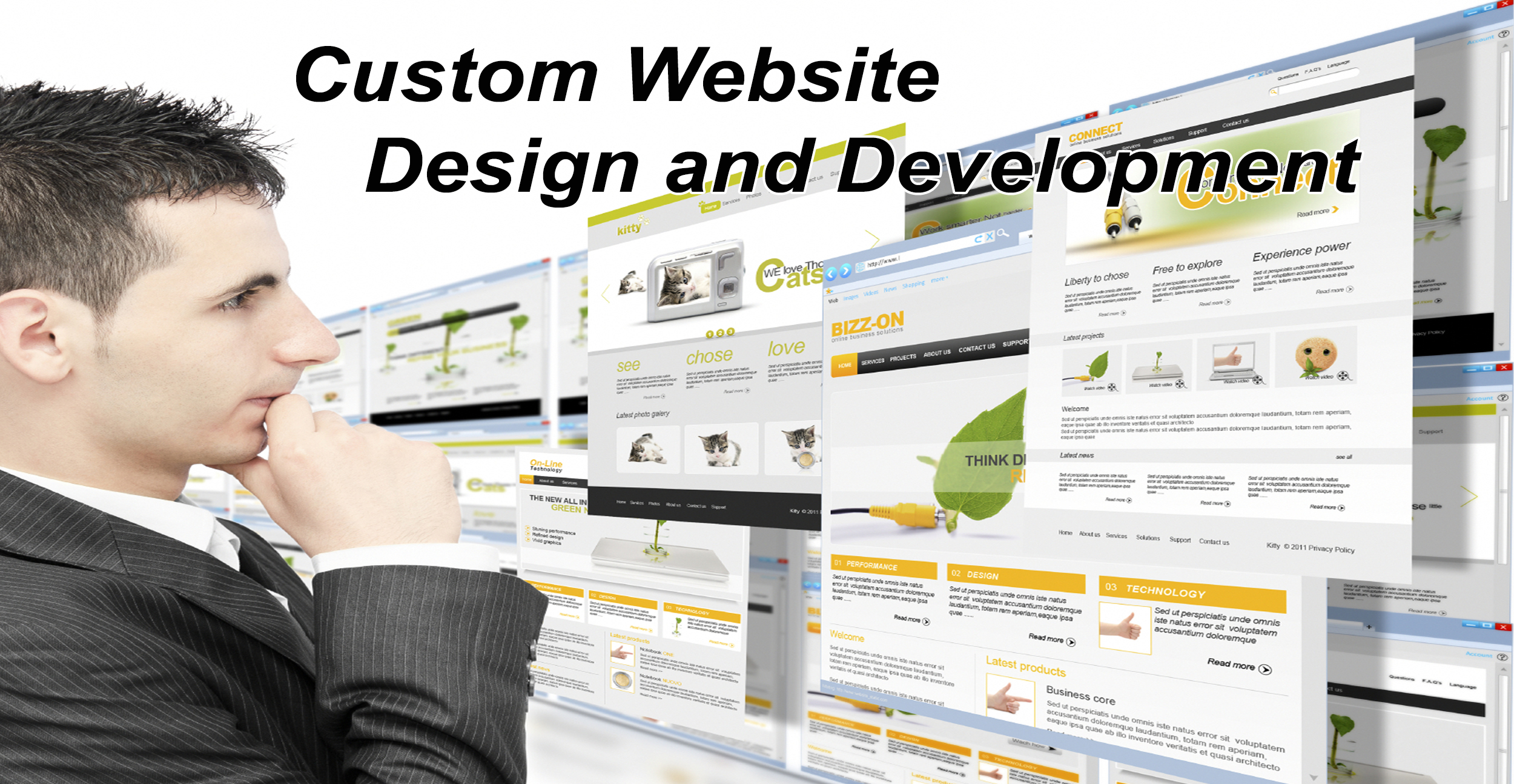 CustomeWebsite